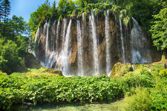 De meren van Plitvice Stock Fotografie