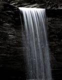 De merenwaterval van de vinger stock fotografie