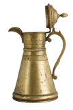 De met de hand gemaakte Arabische koffie royalty-vrije stock afbeelding