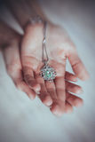De met de hand gemaakte juwelen Stock Afbeeldingen