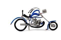 De Met de hand gemaakte Motorfiets van de draad Stock Foto's