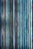 De metaal achtergrond van kleurenstrepen Royalty-vrije Stock Afbeelding