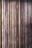 De metaal achtergrond van kleurenstrepen Stock Afbeeldingen