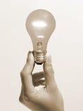 De Metafoor van het idee Stock Foto's