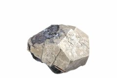 De Meteoor van het ijzer - Meteoriet Royalty-vrije Stock Fotografie