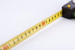 De meter van de band Stock Fotografie