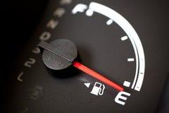 De meter van de brandstof Stock Afbeeldingen