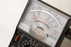 De meter van het voltage Royalty-vrije Stock Foto's
