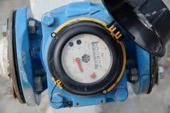 De meter van het water Royalty-vrije Stock Afbeeldingen