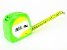 De meter van Measurment stock foto's
