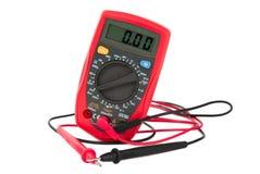 De meters van de capacitieve weerstand Stock Foto's