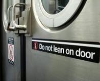 De Metro van de Stad van New York Stock Foto's