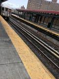 De Metro van de Stad van New York royalty-vrije stock fotografie