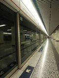 De Metro van Hongkong (MTR) stock fotografie