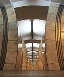 De metro van Kiev Stock Foto