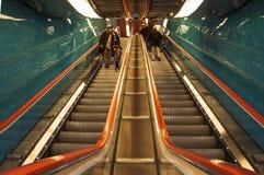 De metro van Napels Royalty-vrije Stock Fotografie