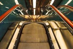 De metro van Napels Royalty-vrije Stock Afbeeldingen