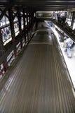 De Metro van New York van boven 3 Royalty-vrije Stock Fotografie