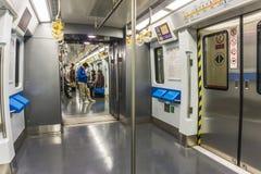 De metro van Peking Stock Foto's