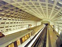 De metro 2004 van Washington Stock Foto