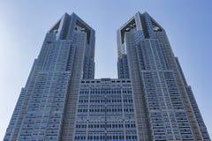De Metropolitaanse de Overheidsbouw van Tokyo stock foto's