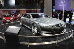 De Metropool van Citroën Stock Foto's