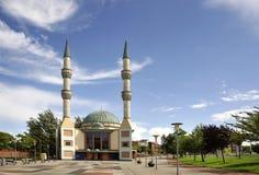 De Mevlana-Moskee Royalty-vrije Stock Afbeeldingen