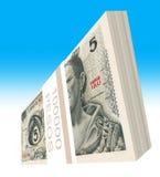 De Mexicaanse peso royalty-vrije stock foto