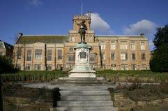 De Middelbare school van Nottingham Stock Foto's