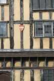 De middeleeuwse Bouw Royalty-vrije Stock Afbeelding