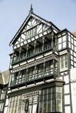 De middeleeuwse bouw, Chester royalty-vrije stock afbeelding