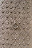 De middeleeuwse Deur van het Kasteel Royalty-vrije Stock Fotografie