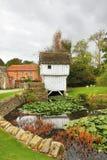 De middeleeuwse Engelse Boerderij van de Manor royalty-vrije stock foto's