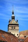 De middeleeuwse kathedraal royalty-vrije stock afbeeldingen