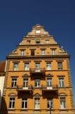 De middeleeuwse traditionele bouw in Konstanz Royalty-vrije Stock Afbeelding