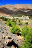 De midden Bergen van de Atlas stock fotografie