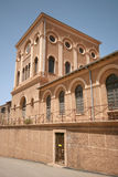 De mijn van Pozzosella, Iglesias (Sardinige - Italië) stock foto's