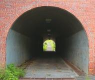 De mijntunnel blijft Royalty-vrije Stock Foto