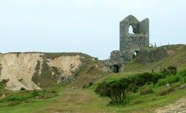 De mijnwerkingen van Cornwall, stock foto