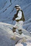 De militair van de V.S. Stock Foto