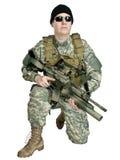 De militair van de V.S. Royalty-vrije Stock Fotografie