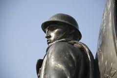De militair van het ijzer Stock Foto