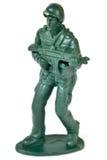 De militair van het stuk speelgoed Royalty-vrije Stock Afbeelding