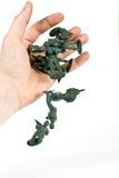 De militair van het stuk speelgoed Royalty-vrije Stock Foto