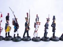 De militair van het tin Royalty-vrije Stock Fotografie