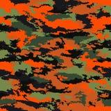 De militaire achtergrond van de camouflage Royalty-vrije Stock Fotografie