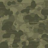 De militaire achtergrond van de camouflage. Royalty-vrije Stock Afbeelding