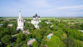 De militaire raad Historische Starocherkassk en Architectura royalty-vrije stock foto