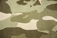 De militaire Textuur van de Stof Royalty-vrije Stock Afbeelding