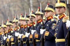 De militairen van het leger royalty-vrije stock foto's